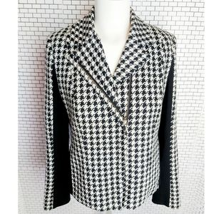 Black and White Cute Little Jacket.